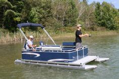 bass lake cing boat rentals fish n sport 510 pontoon boats mid mini pontoon boat