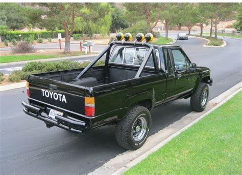 Toyota Truck Back To The Future Back To The Future Toyota Truck Photo Gallery Autoblog