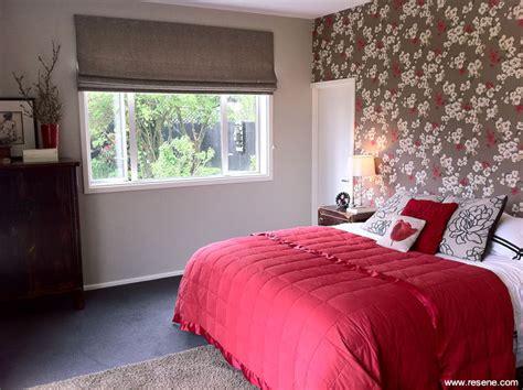 bedroom feature wall bedroom bliss resene metallic feature wall