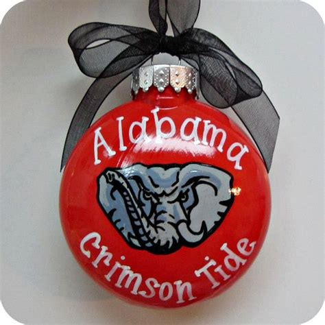 holiday christmas ornament quot custom college ornament