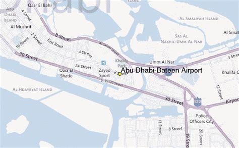 abu dhabi location map abu dhabi bateen airport weather station record