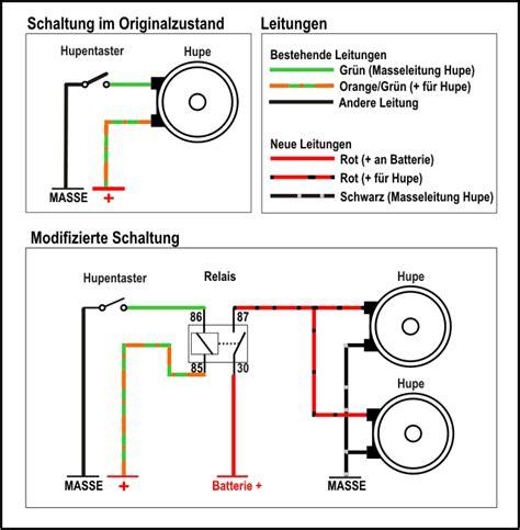 Motorrad Batterie Schaltung by Lucasmatic Motorrad Ver 228 Nderungen Hupe Schaltplan