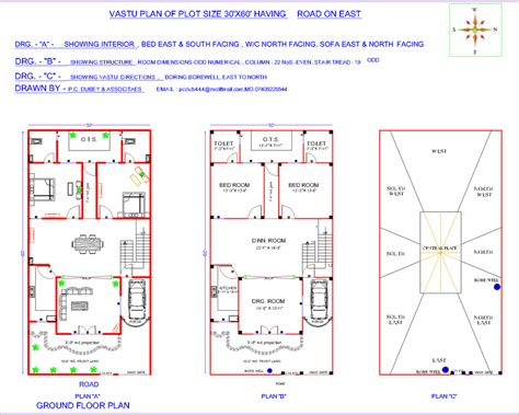 Vastu House Plan Introduction To Vastu Indian Vastu Plans House Plans Bungalow And House