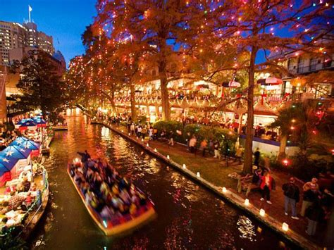 san antonio lights riverwalk slideshow traveler alert the best light