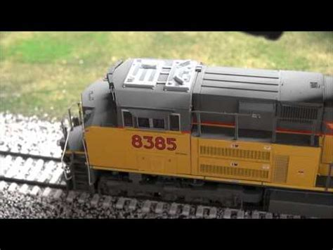 genesis product reviews ho scale sd70ace athearn genesis product review doovi