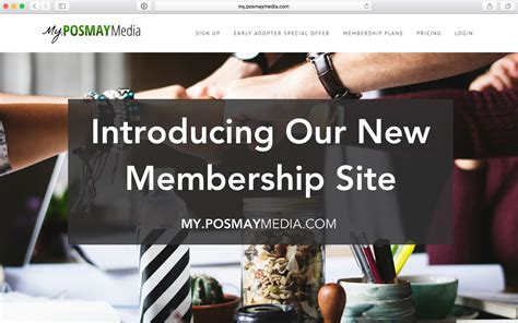 Introducing Nollie Our New For by Introducing Our New Membership Site Posmay Media