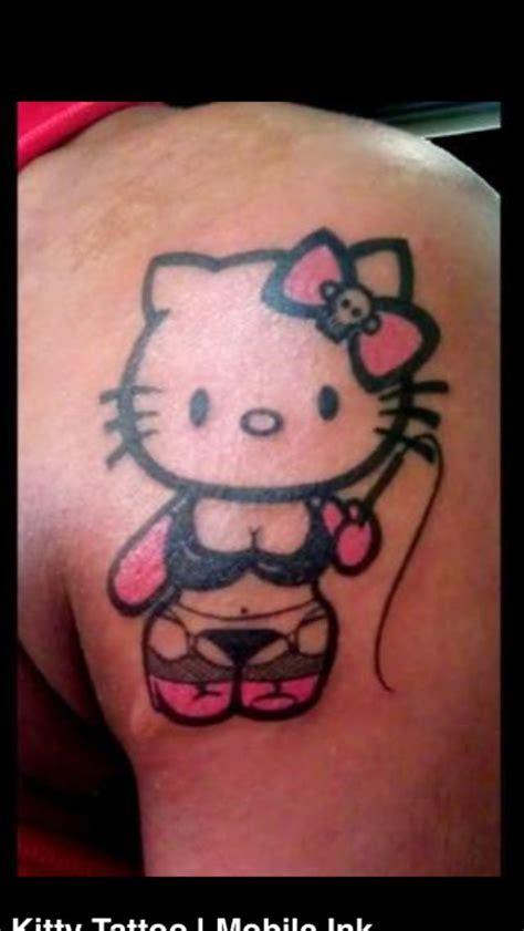hello kitty couple tattoos 124 best images about hello ideas on