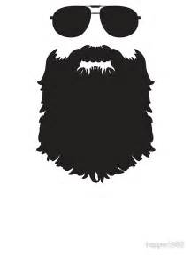 Cool Wall Sticker quot aviator glasses and beard quot stickers by hopper1982 redbubble