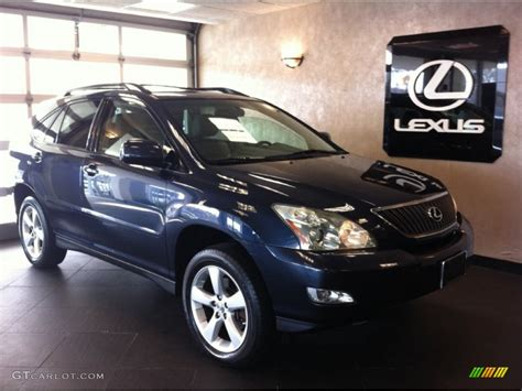 lexus blue color 2004 neptune blue mica lexus rx 330 awd 59243364 photo 7