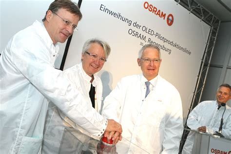 osram len osram feiert meilenstein in der oled fertigung on light