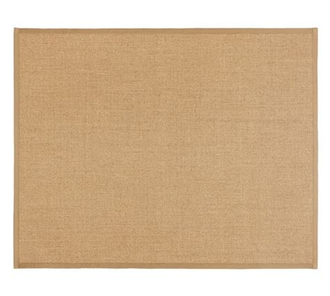 Pottery Barn Sisal Rug Color Bound Sisal Rug Chino Pottery Barn