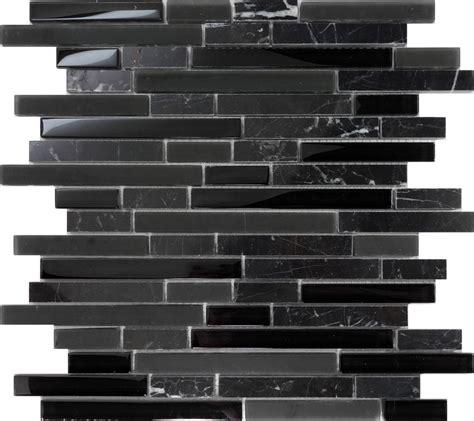 sle white pearl scent linear glass mosaic tile kitchen 10sf black glass natural stone linear mosaic tile kitchen