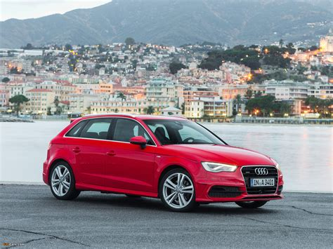 Audi A3 8v Wallpaper by Audi A3 Sportback 2 0t S Line Quattro 8v 2012 Wallpapers