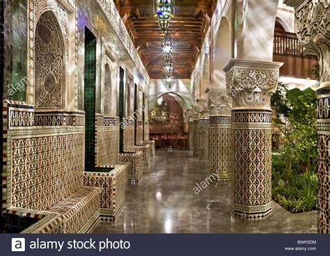 best riad marrakech interior courtyard riad la sultana luxury hotel