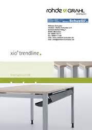 schreibtische trends schreibtische xio 174 trendline stabil g 252 nstig wilhelm schuster