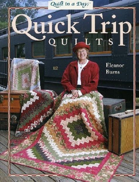 Quilt In A Day Eleanor Burns by Trip Quilts By Eleanor Burns Patterns Quilt In A Day