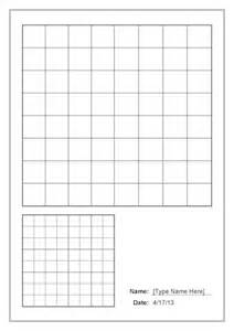 grid line template reduce and enlarge grid lines template