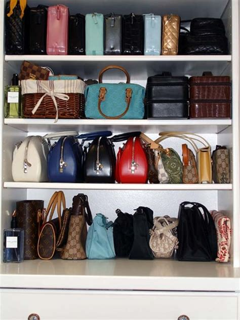 Lemari Tas hold your handbag and never lose your style with fashionable storage homesfeed