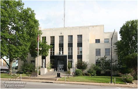 Washington County Court House by Washington County Courthouse Brenham Photograph