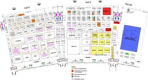 How To Draw A Floor Plan Online by Floor Plan Map Full Hall 4b Hall 5 Hall 6 Singapore