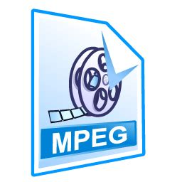 Format File Video Mpeg | plastic xp multimedia icons iconshock