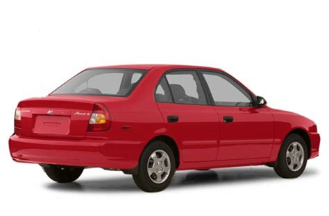 2002 hyundai accent reviews specs and prices cars com