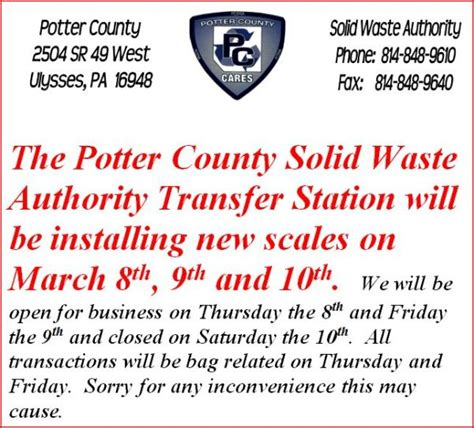 solomons words for the wise potter county pa solomon s words for the wise public notice from potter