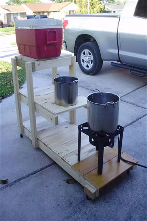 3 tier brew stand plans anyone some home brew