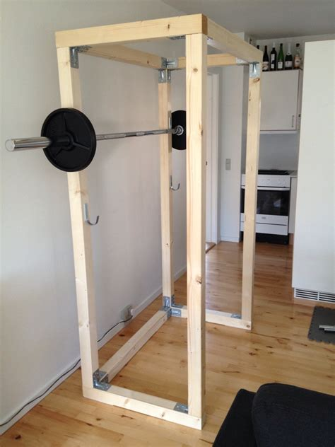 do it yourself power rack projects power