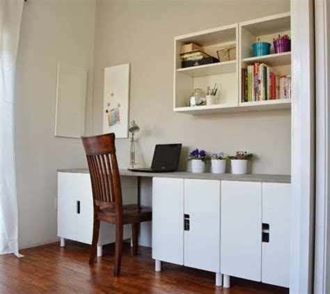 ikea home office hacks 11 exciting ikea hacks for any home office shelterness