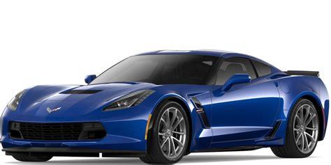 Color Combination by 2018 Corvette Grand Sport Sports Car Chevrolet