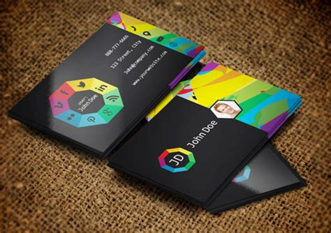 business card design website template 29 high quality creative unique business cards design