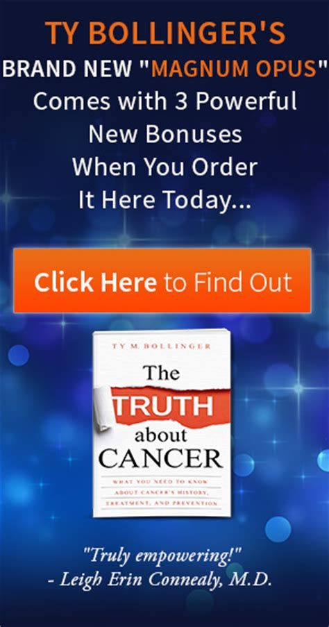 Ty Bollingers Detox Products by 17 Cancer Facts You Need To