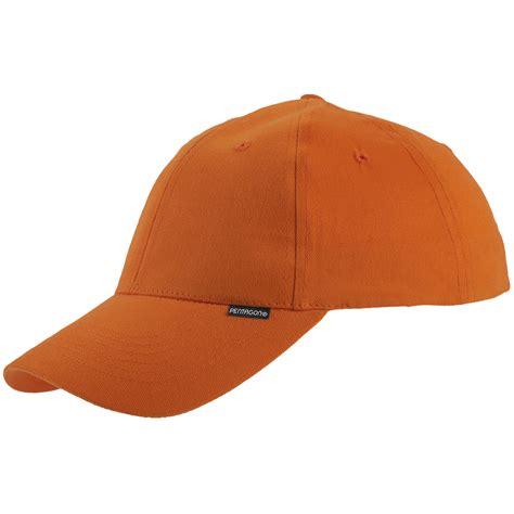 pentagon bb cap orange baseball caps 1st