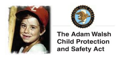 Adam Walsh Background Check Adam Walsh Child Protection Fingerprinting