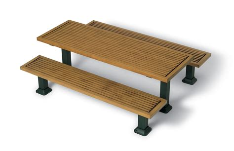wabash valley benches ke2532i faux wood