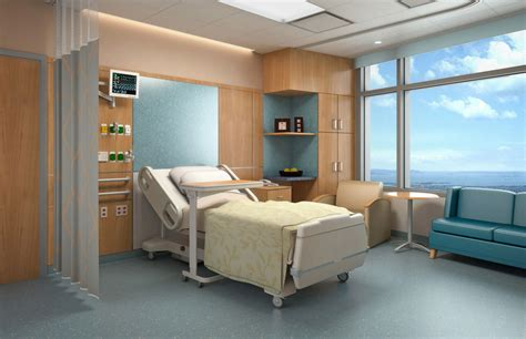 hospital rooms new hospital embraces next frontier of cancer treatment uc san francisco