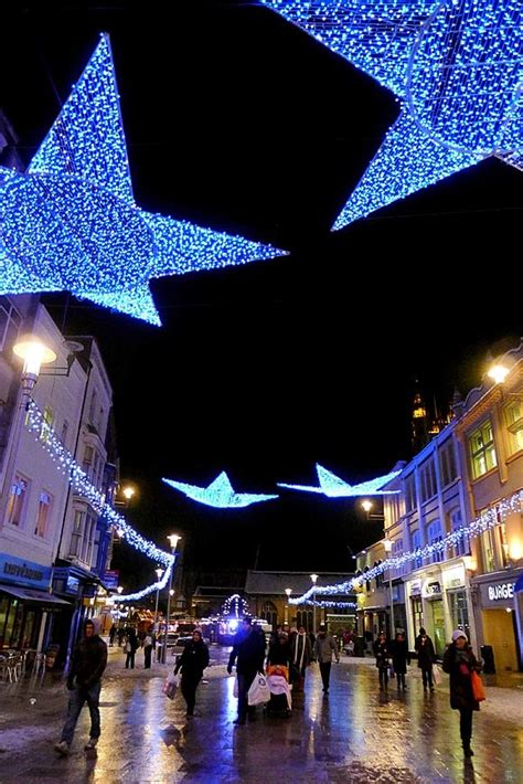 cardiff christmas lights holidays pinterest cardiff