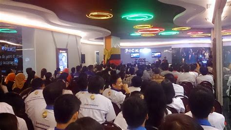 cineplex artos magelang grand opening platinum cineplex magelang agus mulyadi blog