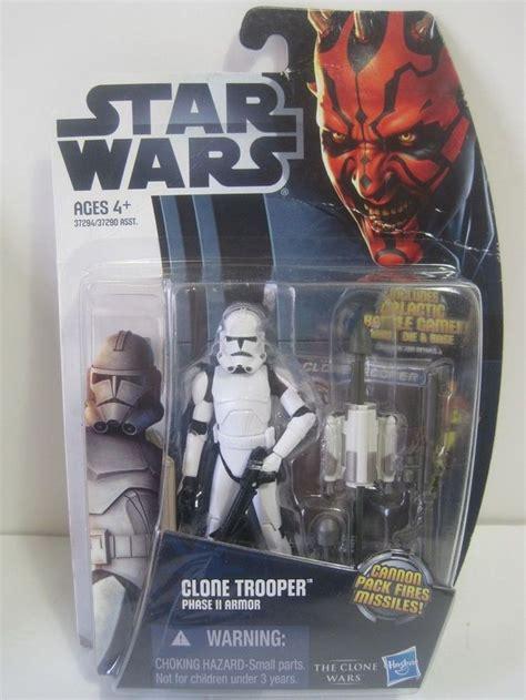 wars figures wars clone trooper figure clone wars cw2 phase