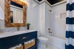 Navy Blue Bathroom Ideas by Gallery For Gt Dark Blue And White Bathroom