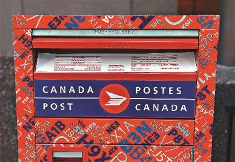 L Posts Canada by Canada Post To Phase Out Home Delivery In Cities