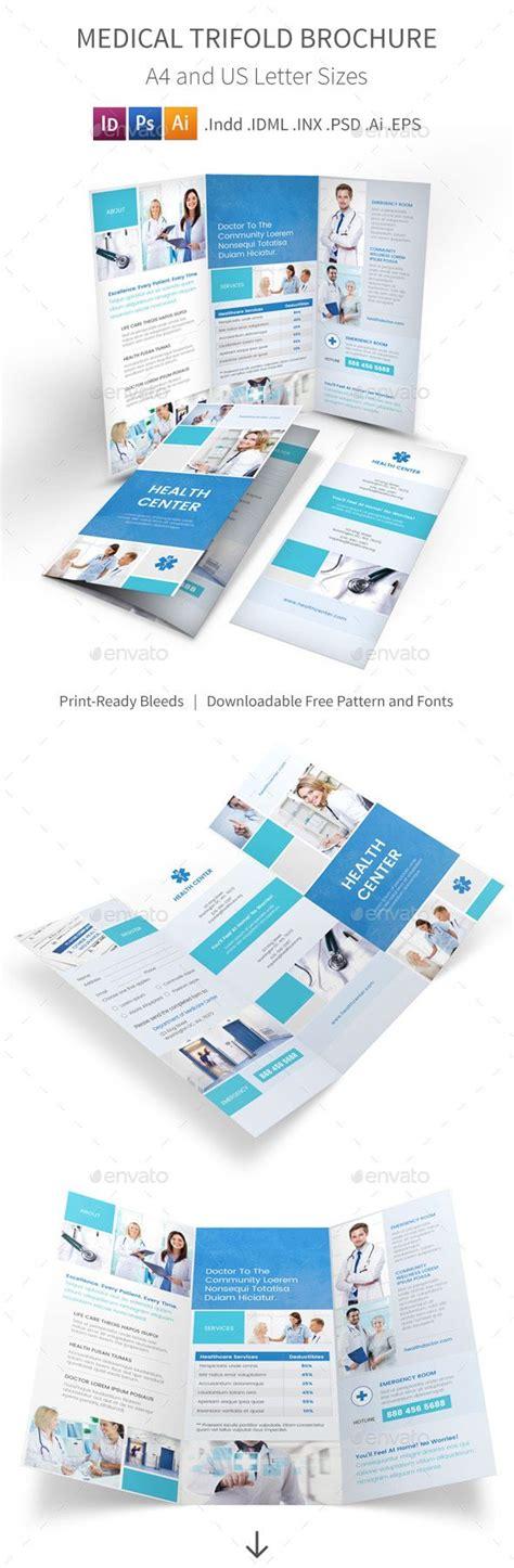 25 Best Medical Brochure Ideas On Pinterest Medical Design Brochures And Leaflet Design Template Brochure Template Illustrator