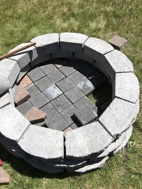 how to make firepit how to build a diy pit for only 60 keeping it