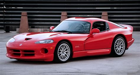 supercharged 2000 dodge viper gts acr shows up on ebay carscoops
