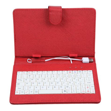 Leather Tablet 7 Inch Best Seller aliexpress buy 7 inch tablet ebook usb 2 0 leather keyboard new usb keyboard 7