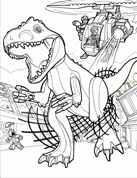 jurassic world coloring pages online free coloring pages of jurassic dinosaurs