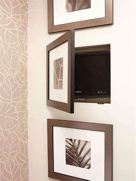 uncommon  cool ideas  concealed storage