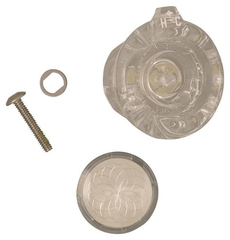 Moen Kitchen Faucets Repair by Moen 98037 Replacement Knob Handle Kit For Use With Tub