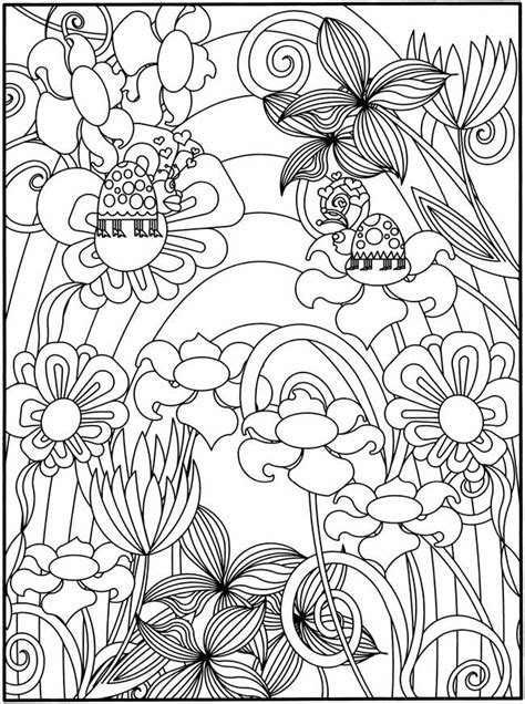 coloring pages designs flowers garden party 3 coloring pinterest garden parties